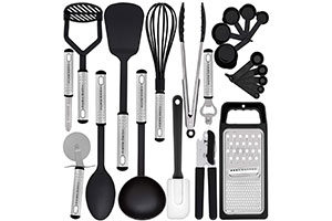 Photo of Top 10 Best Kitchen Utensil Sets in 2020 Reviews