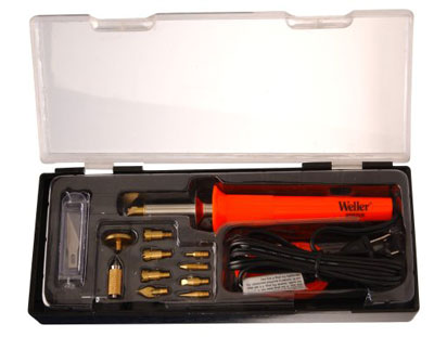 2. Weller 25-Watt Short Barrel Woodburning Kit (WSB25WB)
