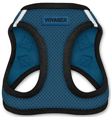 2. Voyager Step-In Dog Harness All-Weather Padded Vest