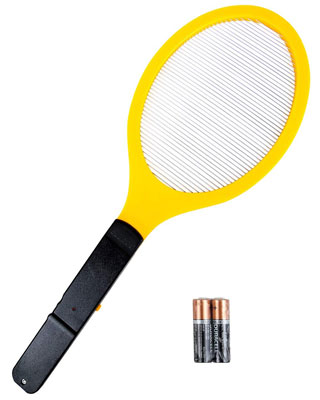 2. ELUCTO Large Electric Bug Zapper Fly Swatter