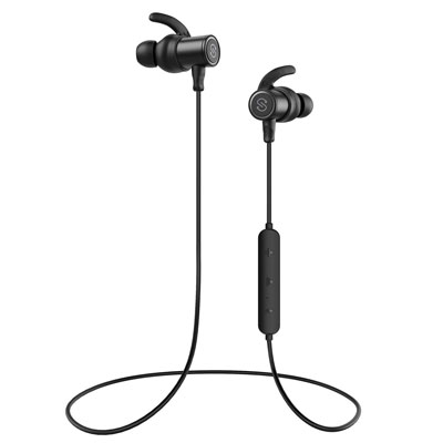 9. SoundPEATS Magnetic Wireless Earbuds