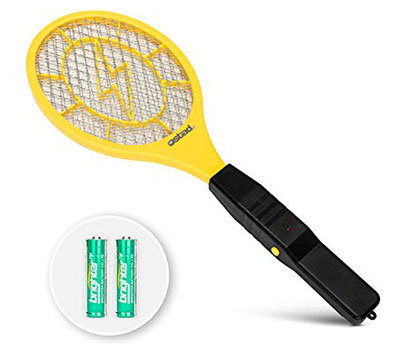 8. Ostad 3000 Volt Electric Fly Swatter