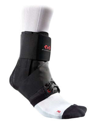 7. McDavid Single Unit Ankle Support Brace For Women and Men