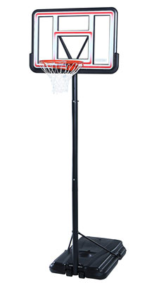 7. Lifetime 1269 Adjustable Height Pro Court Basketball System