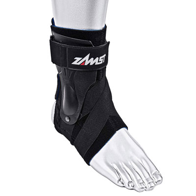 9. Zamst A2-DX Ankle Brace Strong Support