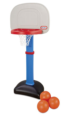 3. Little Tikes Amazon Exclusive Basketball Set Easy Score
