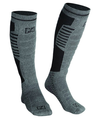 9. Mobile Warming 10-14 Men Battery Operated Socks with Remote