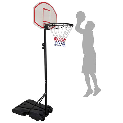 9. Nova Microdermabrasion Basketball Hoop Potable Junior Indoor Outdoor