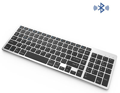 7. Vive Wireless Keyboard Rechargeable Portable