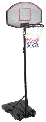 8. Movement God Portable Youth Basketball Hoop