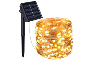 Best Solar Rope Lights