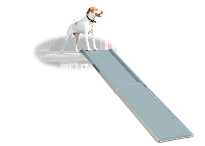 3. PetSafe Solvit Deluxe Extra-Long Telescoping Pet Ramp