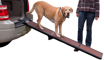 2. Pet Gear Tri-Fold Ramp, 71 in. Long