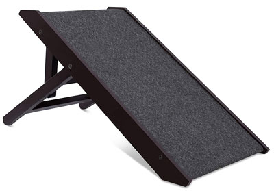 7. Internet's Best Small Adjustable Pet Ramp