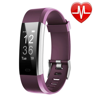 2. Letscom Activity Fitness Tracker Men and Women Waterproof