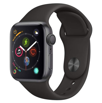4. Apple Series 4 Watch GPS 40mm Space Gray