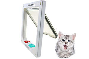 Photo of Top 10 Best Cat Doors for Window in 2021 Reviews