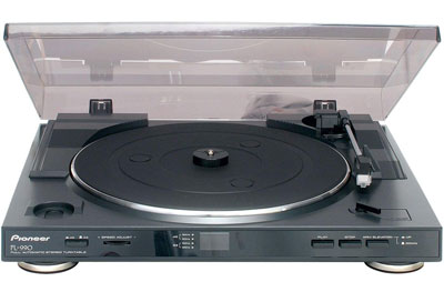 6. Pioneer PL-990 Automatic Stereo Turntable