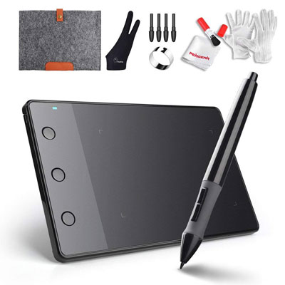 1. Huion H420 USB Graphics Tablet Board Kit