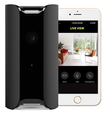 4. Canary Indoor 1080p HD Security Camera