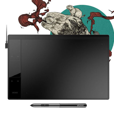 7. VEIKK A30 Graphics Drawing Tablet
