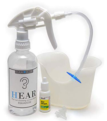 2. EQUADOSE Hear Earwax Remover Kit