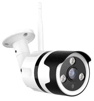 7. NETVUE Outdoor Security Camera with FHD Night Vision