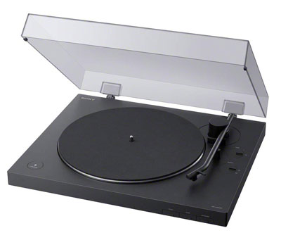 10. Sony PS-LX310BT Belt Drive Turntable