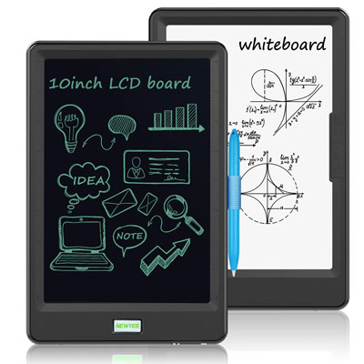 10. WOBEECO 10 Inch LCD Writing Tablet