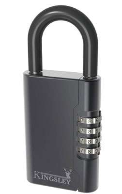 2. Kingsley Guard-a-Key Realtor's Lockbox