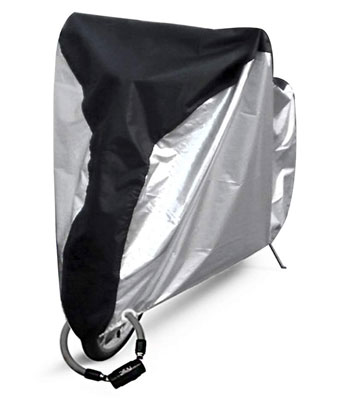 2. Ohuhu Waterproof Outdoor Bicycle Cover
