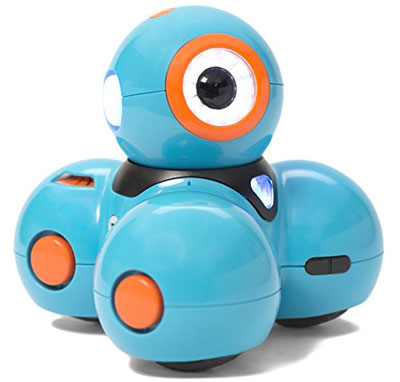 3. Wonder Workshop Dash – Coding Robot for Kids 6+