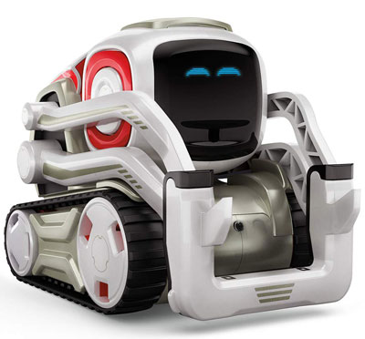 1. Anki Cozmo, A Fun Toy Robot