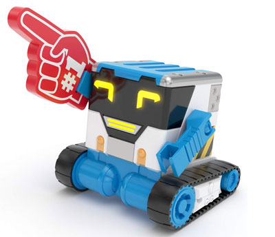 5. Really R.A.D Mibro Interactive Remote Control Robot