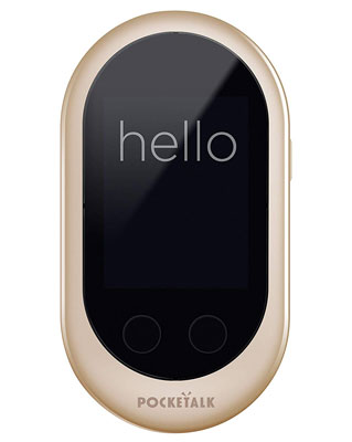 8. Pocketalk Language Translator Device