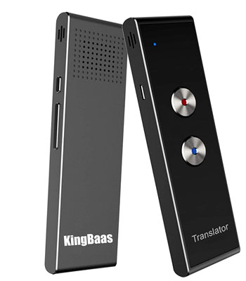 5. KingBaas Language Translator Device