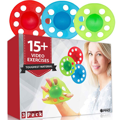 8. Pykal 3x Hand and Finger Strengtheners