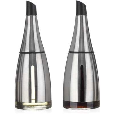 5. CHEFVANTAGE Olive Oil and Vinegar Cruet