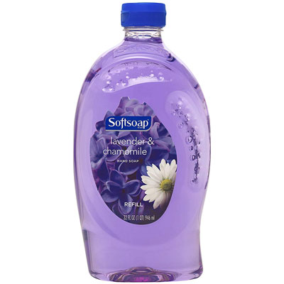3. Softsoap 32 Oz Liquid Hand Soap Refill