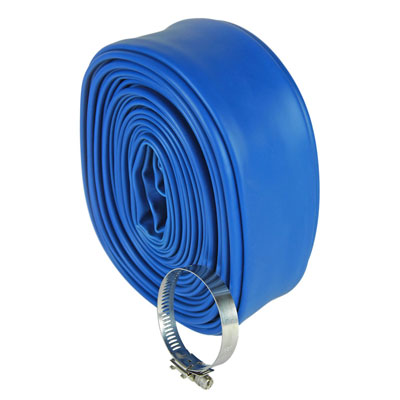 1. Poolmaster 1-1/2-Inch x 50-Feet Backwash Hose