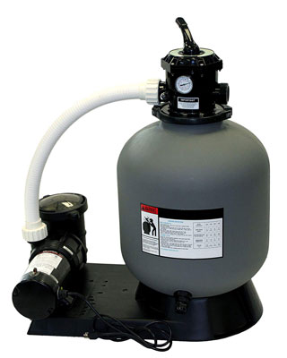 7. Rx Clear Radiant Complete Sand Filter System