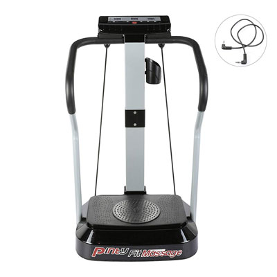 2. Pinty 2000W Vibration Platform Exercise Machine with MP3 Player