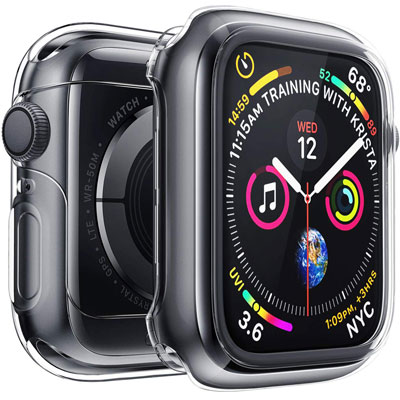 4. Penom Case for Apple Watch Screen Protector