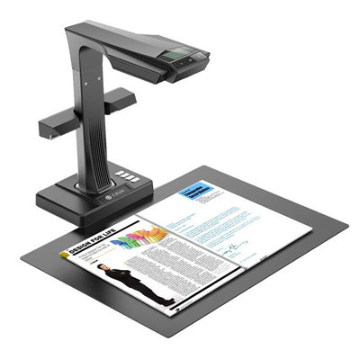 8. CZUR Professional Document Camera Scanner (ET16-P)