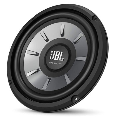 "10. JBL 8"" 200-Watt Subwoofer (Stage 810)"