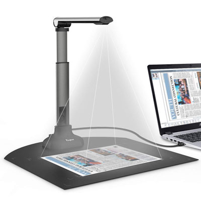 7. IFYOO Kinghun Book & Document Camera (KC6A07)