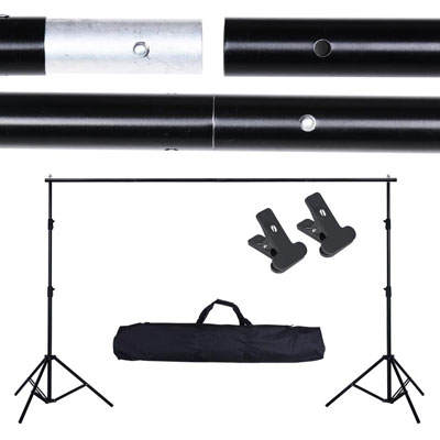 6. AW Backdrop Stand Kit