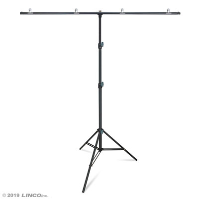 9. Linco Lincostore Zenith Backdrop Stand Kit