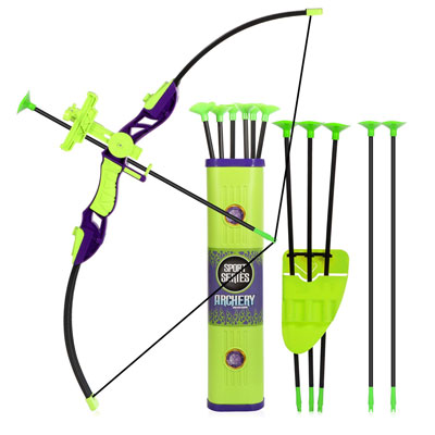 10. EP EXERCISE N PLAY Archery Shooting Set