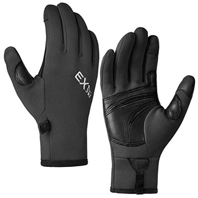 9. MCTi Touchscreen Gloves for Running Driving